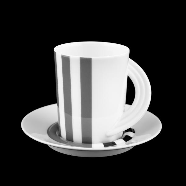 NEUWARE Rosenthal Cupola Strada Kaffeetasse Untertasse