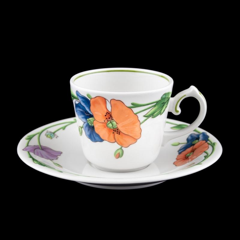 Amapola Untertasse 16 cm für Kaffeetasse Villeroy /& Boch