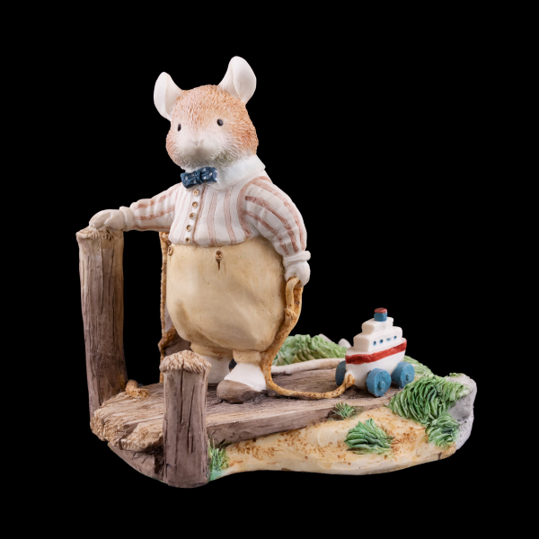 Foxwood Tales Harvey Mouse