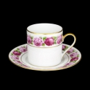 Rose de Paris Kaffeetasse + Untertasse