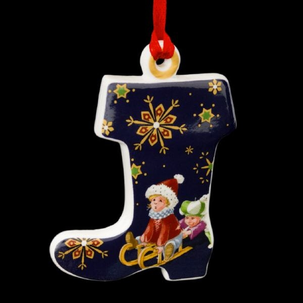 My Christmas Tree Ornament Stiefel