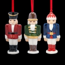 Nostalgic Ornaments Nussknacker 3er-Set
